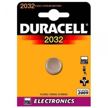 PILAS APARATOS ELECTRÓNICOS DL 2032 DURACELL