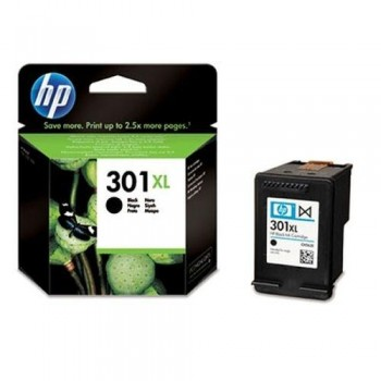 HP CARTUCHO TINTA CH563EE N301XL NEGRO