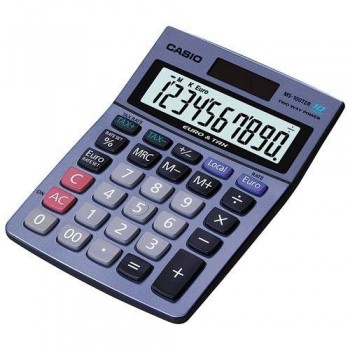 CALCULADORA SOBREMESA 10 DÍGITOS CASIO MS100TER