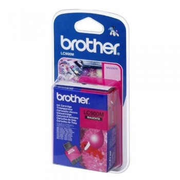 BROTHER CARTUCHO TINTA LC900M MAGENTA