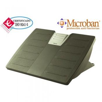 REPOSAPIÉS AJUSTABLE OFFICE SUITES CON PROTECCIÓN MICROBAN FELLOWES