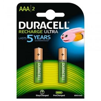 PILA RECARGABLES AA RX06 DURACELL 4