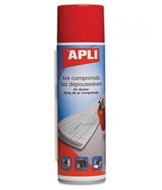 AIRE COMPRIMIDO INFLAMABLE 400 ML