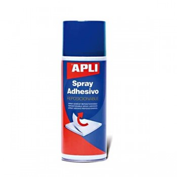SPRAY ADHESIVO REPOSICIONABLE 400 ML.