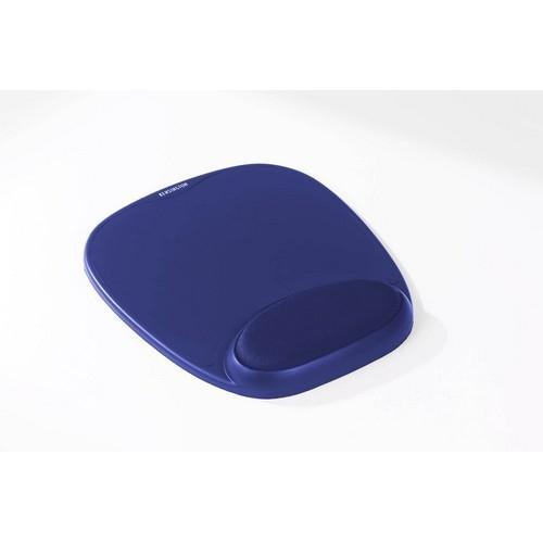 Reposamuñecas ratón espuma azul KENSINGTON