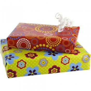 PAPEL REGALO ROLLO ALIANZA FANTASIA 250X0,70M LOLY POP
