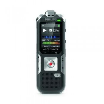 GRABADORA DIGITAL DVT6000 4GB PHILIPS