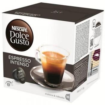 CÁPSULAS CAFÉ EXPRESO INTENSO 16 UN. NESCAFÉ DOLCE GUSTO