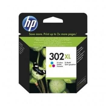 HP CARTUCHO ORIGINAL 302XL COLOR 330PAGINAS