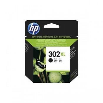 HP CARTUCHO ORIGINAL 302XL NEGRO