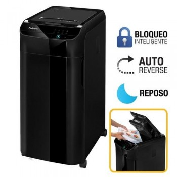 Destructora Automática AutoMax 350C Fellowes