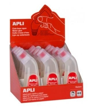 PEGAMENTO CLOLA APLI  WATER GLUE TRANSPARENTE 70ML