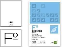 RECAMBIO FOLIO 4ANI LISO