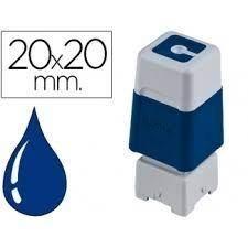 SELLO AUTOMATICO 20X20 AZUL (2020)