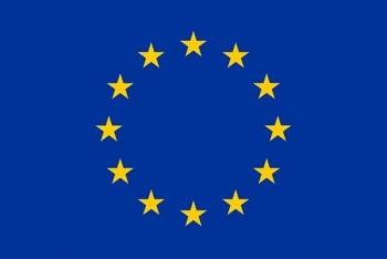 BANDERA DE EUROPA 210X140