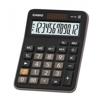 CALCULADORA CASIO MX12BW