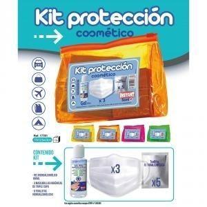 KIT DE PROTECCION COSMETICO GEL + MASCARILLA