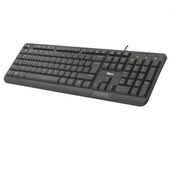 TECLADO ERGO PS2  MULTIMEDIA  USB