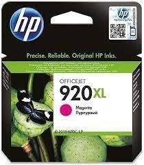 HP CARTUCHO COMPATIBLE 920XL MAGENTA