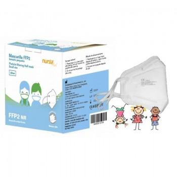 MASCARILLA DE PROTECCION INFANTIL  FFP2 NR TALLA P