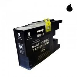 BROTHER CARTUCHO COMPATIBLE LC1280BK NEGRO