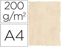 PAPEL PERGAMINO MARM BEIGE 200GR 2601