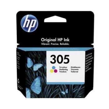 HP CARTUCHO ORIGINAL 305 COLOR 100PAG APROX
