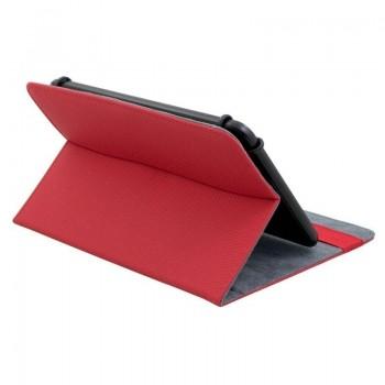 Funda E-vitta Stand 2P Universal para Tablets de 7\c/ Roja