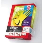 PAPEL DINA4 250GR PAQ125 TECNO COLOR LASER MULTIFUNCION