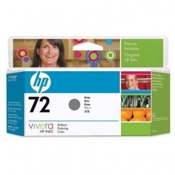 HP CARTUCHO ORIGINAL 72 GRIS 130ML